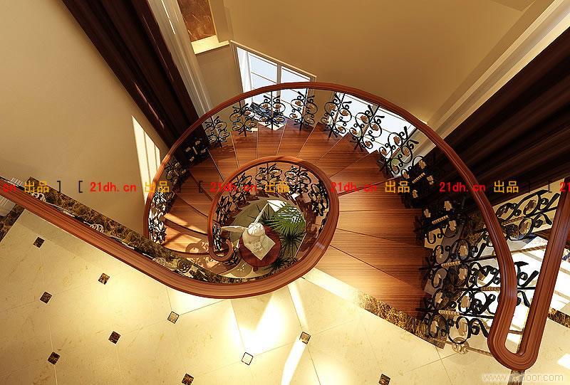 上海别墅室内装修设计