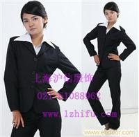 上海女士西服 温州西服套装 秘书职装西服