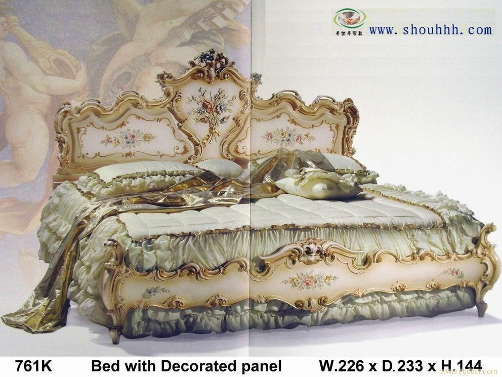 欧式经典家具,欧式床,品牌报价