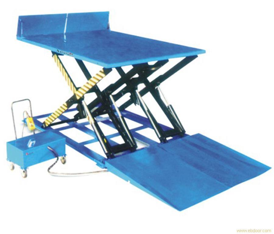 产品型号:上海固定式液压升降平台图片
