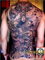 上海闵行的纹身店