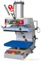 气动式全自动转印用整熨机/HASHIMA羽岛转印机