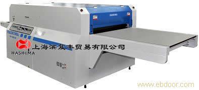 双加压直线式粘合机/HASHIMA羽岛粘合机
