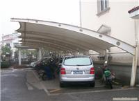 上海膜结构车棚制作/上海膜结构车棚厂家