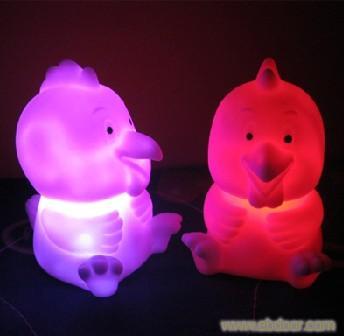创典七彩生肖小鸡灯 十二生肖灯 可爱小鸡灯