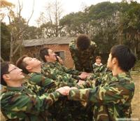 交通银行军事拓展训练——学员分享
