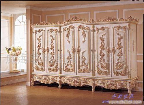 欧式衣柜门效果图,欧式卧室衣柜效果图,欧式卧室衣柜效果图
