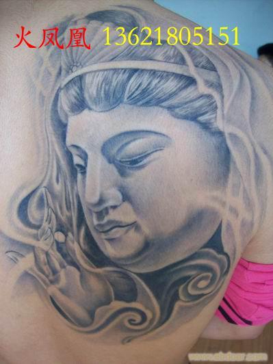 人体纹身图片