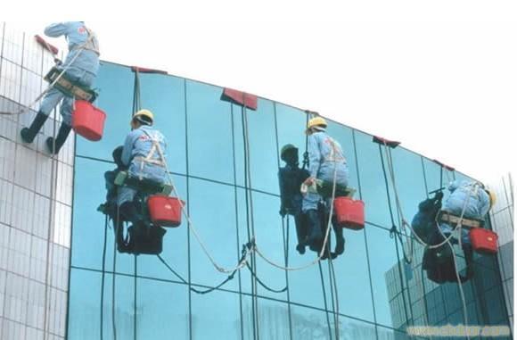 上海高空吊绳作业.