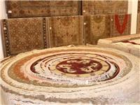 上海丝毯,手工丝毯、波斯地毯专卖