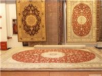 手工丝毯、波斯地毯、上海丝毯旗舰店专卖