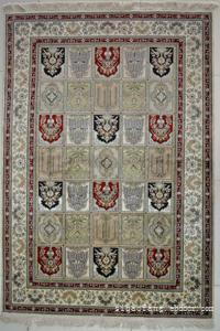 挂毯、羊毛毯、丝毯、波斯地毯、手工丝毯