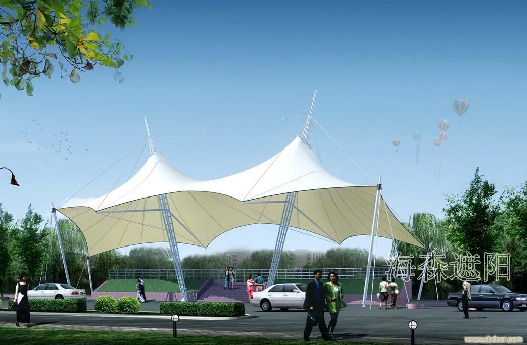 上海膜结构设计公司