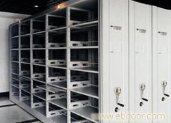 双柱结构式档案密集架价格