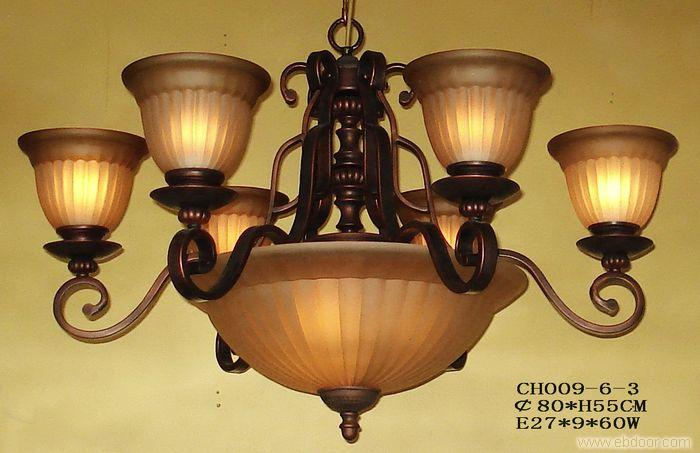 上海欧式古典灯具图片