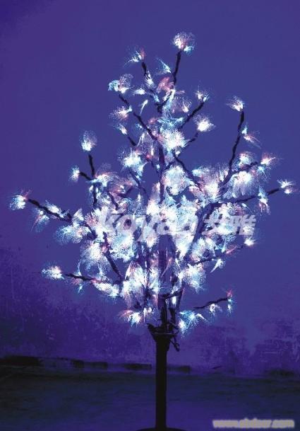 led松柏树灯