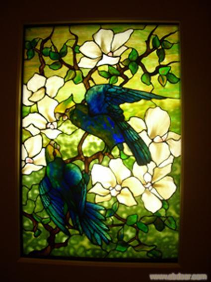 上海珀珑工艺品有限公司-教堂玻璃-彩色玻璃-彩绘镶嵌玻璃-欧式玻璃