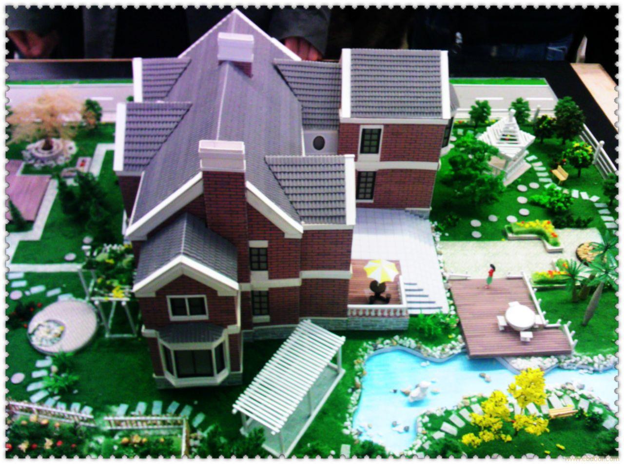 别墅模型制作,上海模型设计制作公司