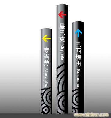 企业指示牌/企业指示牌制作/指示牌策划/上海指示牌专业生产