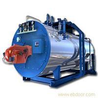 燃气三回程蒸汽锅炉