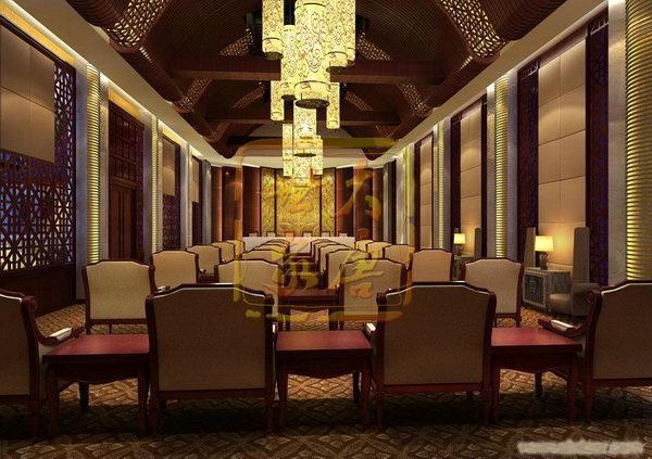 成都室内装饰设计公司图片