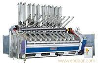 TAB25-13系列  半自动油压锁紧拼板机