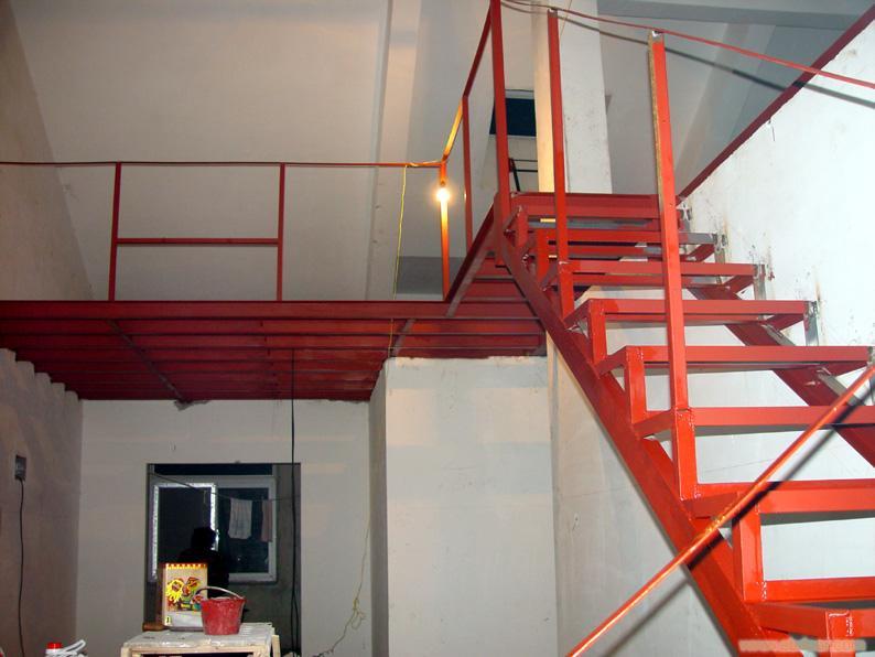钢结构楼梯制作厂家
