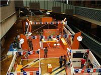 上海制作展台展馆工厂-会议活动展台搭建