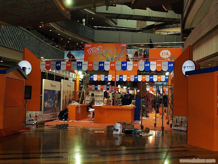 上海展馆展厅设计搭建-上海会议活动展台搭建
