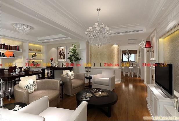 室内设计图片_小户型室内装修设计