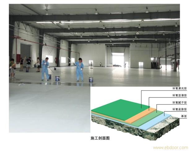 KS-A 普通型环氧地坪涂装系统