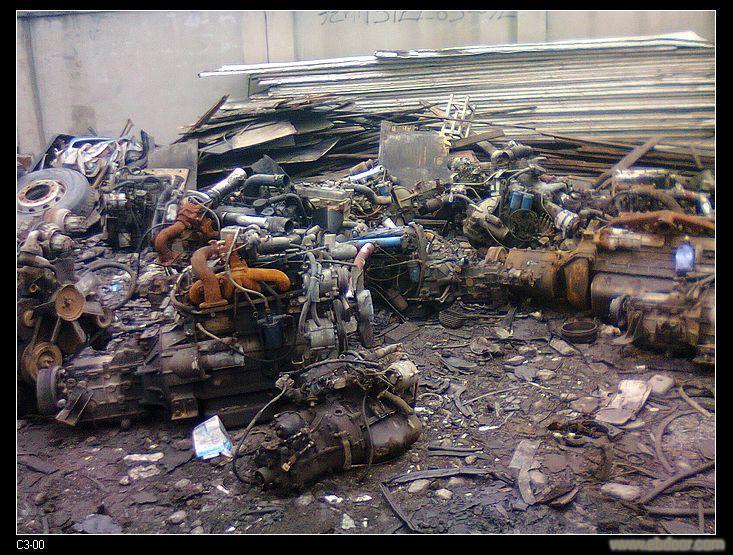 上海摩托车报废