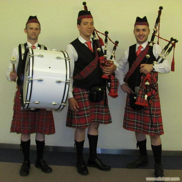外籍 苏格兰风笛