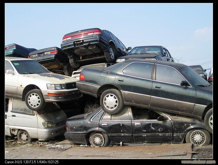 回收各种二手车,报废车13611984613