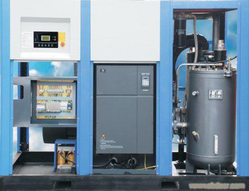250KW直联微油螺杆空压机-直联式螺杆空压机-上海空压机厂家