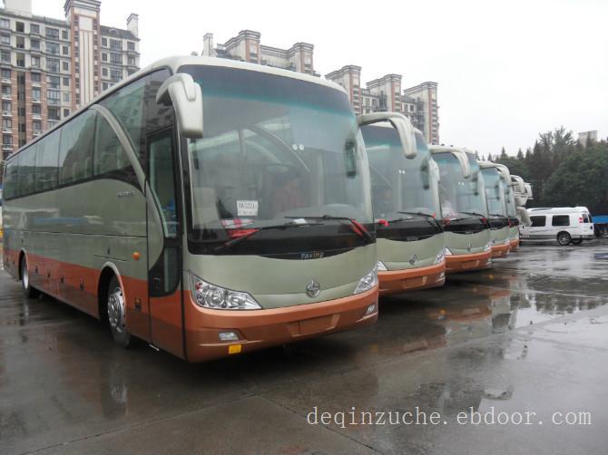 45座金龙大巴-上海班车租赁-上海企业班车租赁-上海大巴班车租赁价格