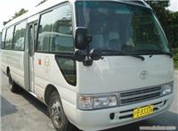 丰田考斯特-上海租车公司-上海汽车租赁价格-上海租车价格