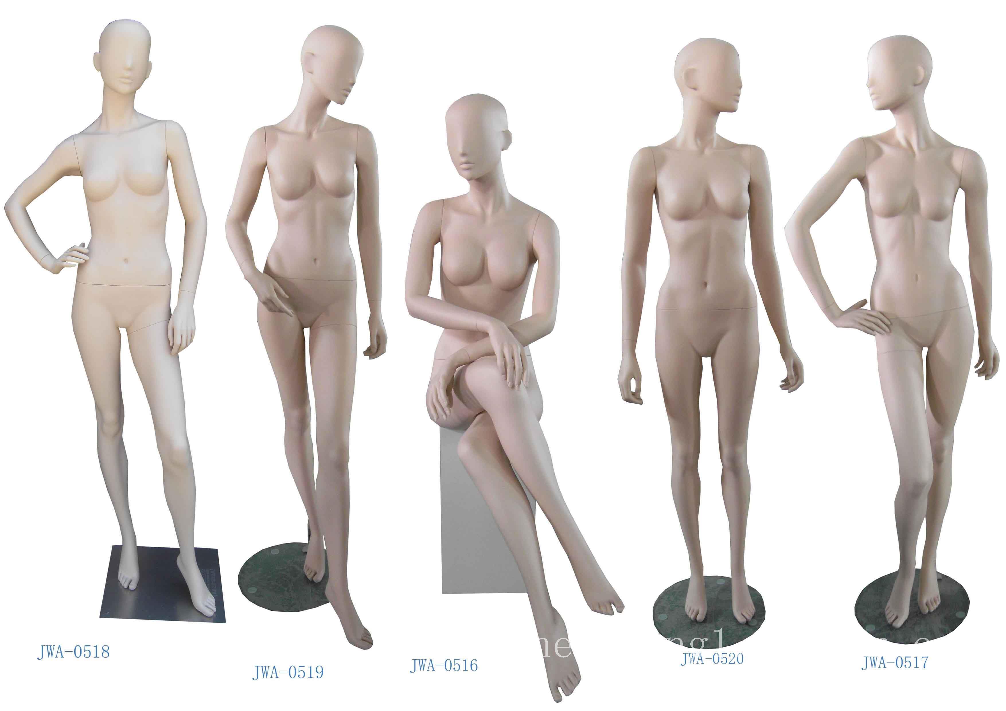 全身组合模特专卖_有头女全身组合模特_上海全身组合模特价格
