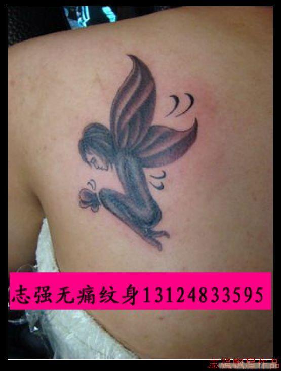 女性纹身图案