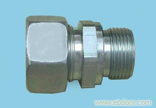 GE.M.K.直通式柱头型外螺纹管接头