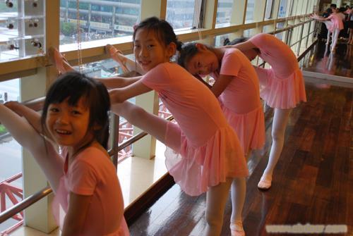 少儿 舞蹈培训