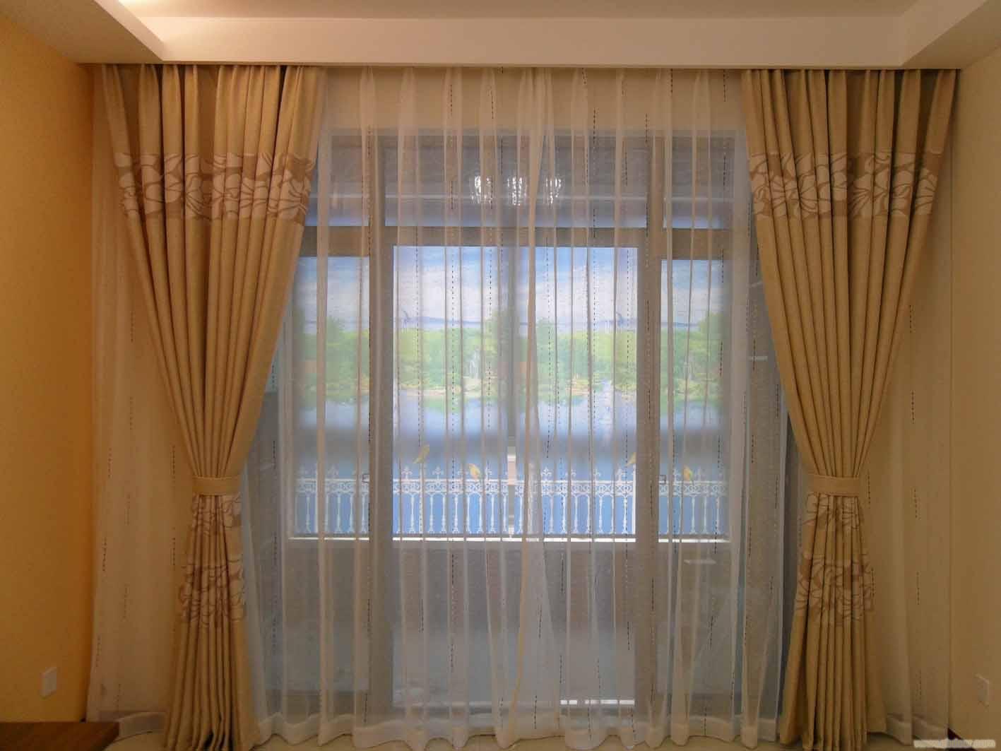 小窗帘定做