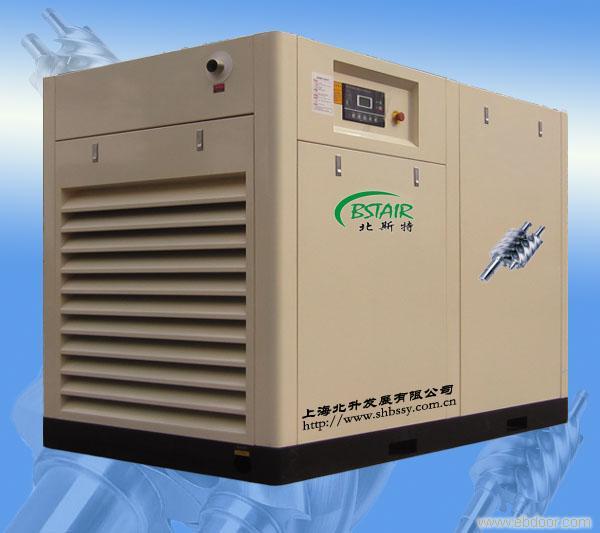 75KW直联式螺杆空压机价格_上海螺杆式空压机厂家_75KW8公斤13立方螺杆空压机价格