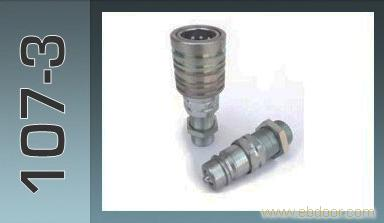 西班牙INTEVA-PSM液压管接头 快速接头 107-3