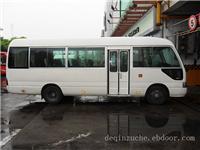 23座丰田考斯特-上海企业班车租赁-上海大巴班车租赁