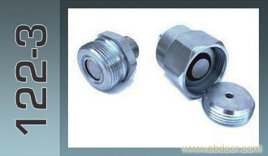 西班牙INTEVA-AGR液压管接头 快速接头 122-3