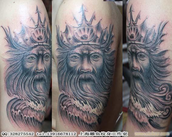 古希腊纹身图案