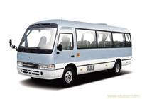 金龙18座-上海班车租赁-上海大巴出租-上海企业租车-徐汇租车公司