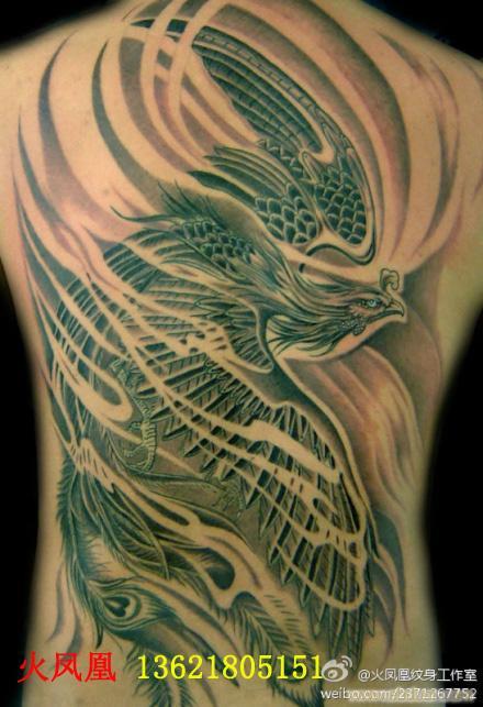 纹身图案 前面纹身大图 > 大图纹身 宁波纹身