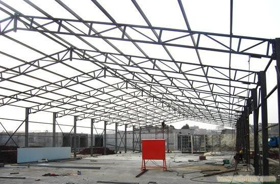 构工程 钢结构安装 活动板房